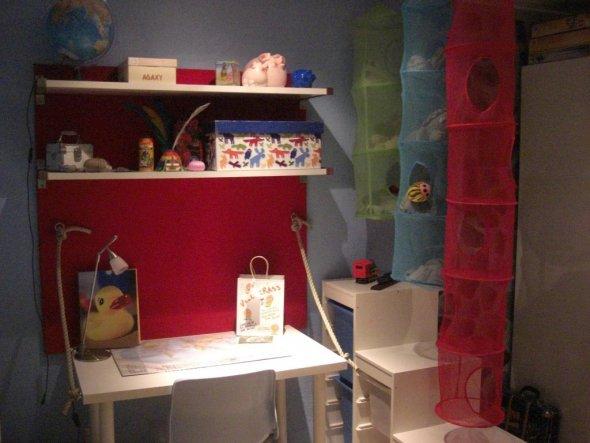 Kinderzimmer 'Adrians Ritterzimmer'