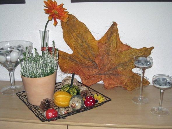 Deko 'Herbst '