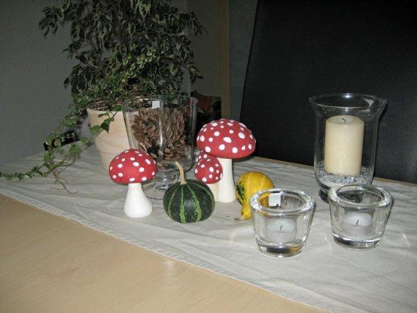 Deko 'Herbst 2012'