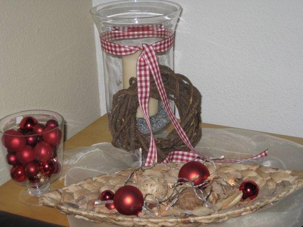 Weihnachtsdeko 'Es weihnachtet'