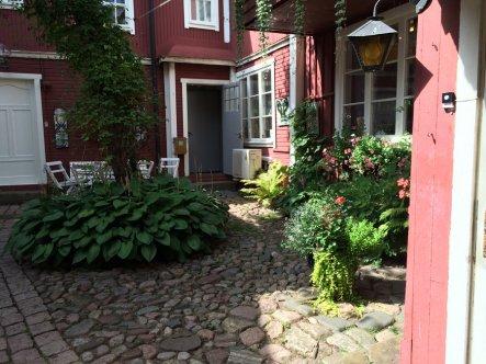 Garten 'Schweden 2014'