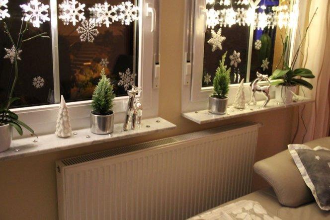 weihnachtsdeko da wo wir uns wohlf hlen unser zuhause von anette79 29802 zimmerschau. Black Bedroom Furniture Sets. Home Design Ideas
