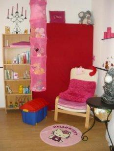 Das ehemalige Babyzimmer