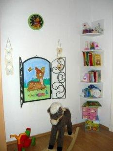 Das neue Kinderzimmer