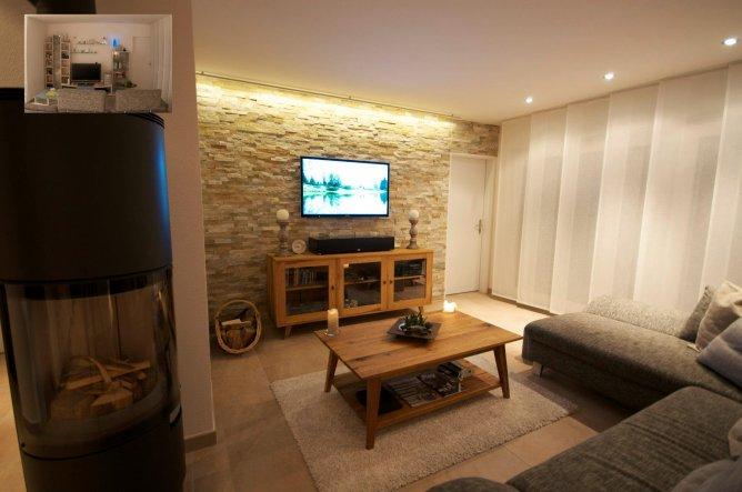 Wohnzimmer 39 wohnzimmer 39 etw zimmerschau - Beleuchtungsideen wohnzimmer ...