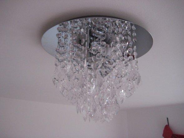 Diese Lampe hab ich mir sehr gewünscht ... DANKE MAMA! :-)