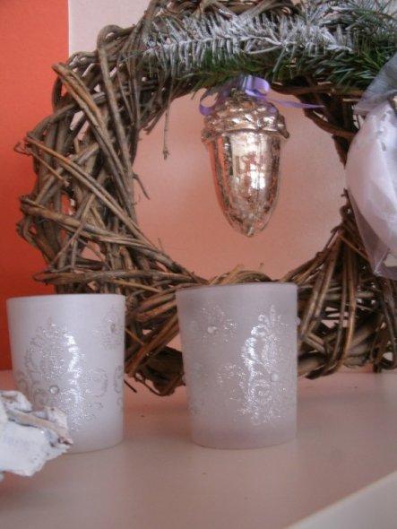 Weihnachtsdeko 'Advent- und Weihnachtszeit  2010'