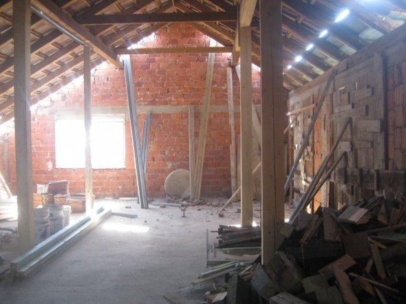 Wohnzimmer 'Ueber den Daechern von Zadar'