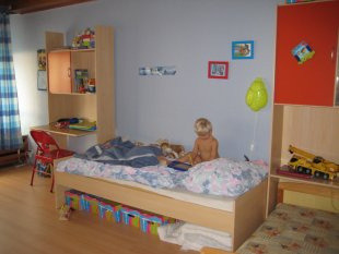 Stilmix 'Spielzimmer'