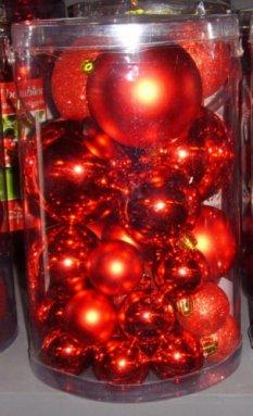 Tipp & Trick 'Weihnachtskugeln als Gartendeko'