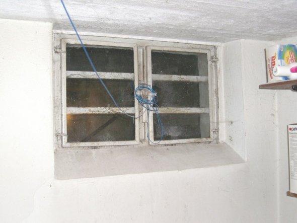 Wärmeschutzverglasung? Fehlanzeige :-)