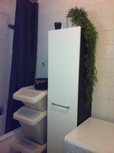 Toilette/Bad
