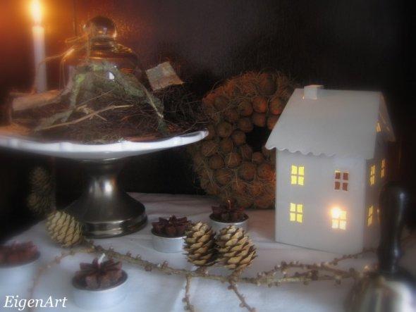 Weihnachtsdeko 'WeihnachtsStaub'