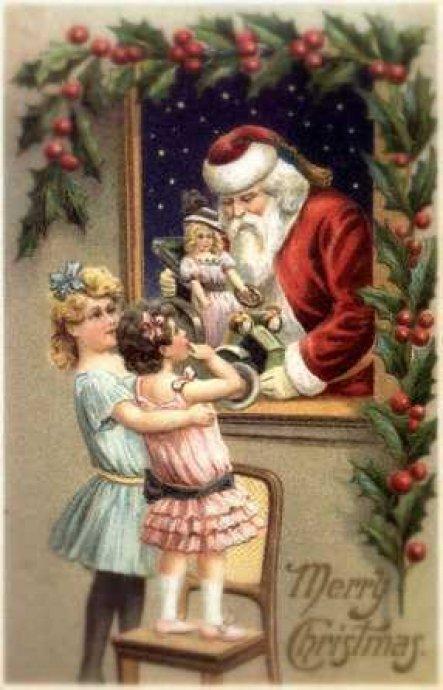 """Liebe Mädels,   ich wünsche euch von Herzen ein wunderschönes und besinnliches Weihnachtsfest und hoffentlich """"fette Beute""""..."""