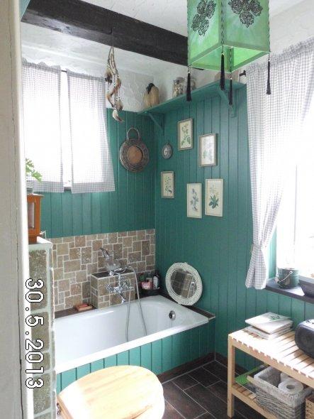 Bad 'Mein grünes Bad '