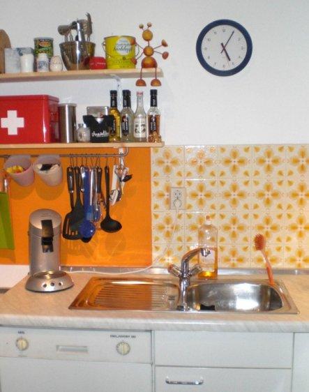 Küche 'Klitzekleine Küche' - Unser ehemaliges Wohnreich! - Zimmerschau