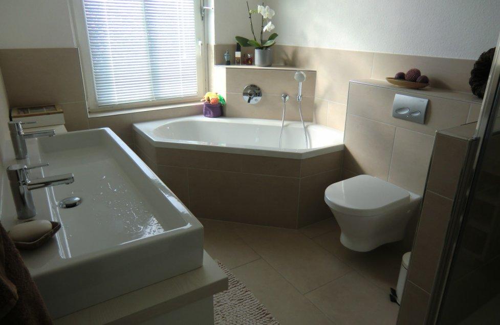Unser neues Bad von Schneeflocke78