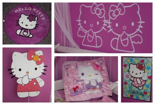 Sie ist Hello Kitty Fan, merkt man gar nicht oder?