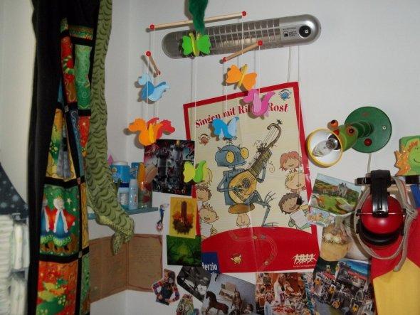 Kinderzimmer 'Das Drachen- Ritter Land'