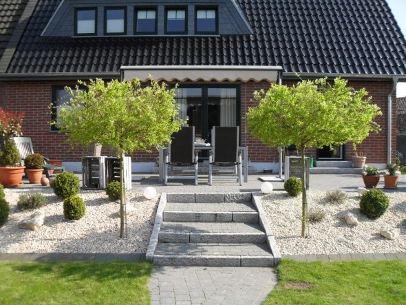 Garten 2010