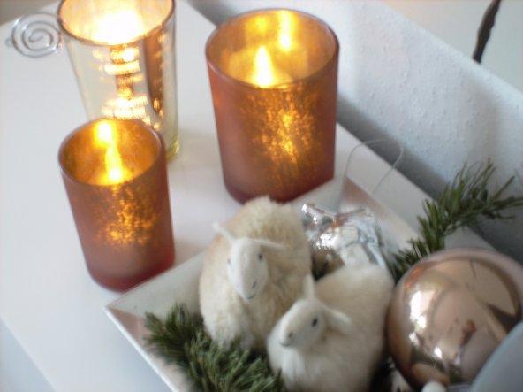 Einen schönen besinnlichen 4. Advent wünscht Sabine