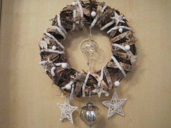 weihnachtsdeko 39 advent weihnachten 2012 39 emilysundpaulishome zimmerschau. Black Bedroom Furniture Sets. Home Design Ideas