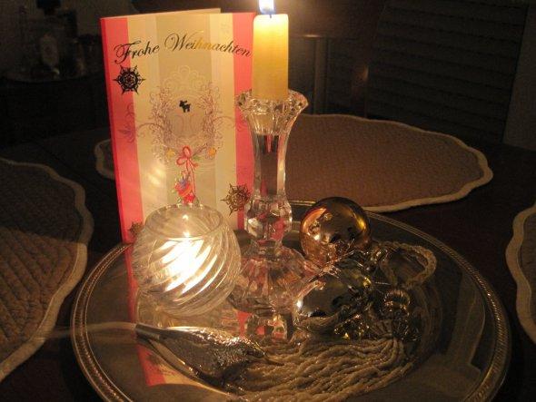 Post von Netti!!! Liebe Netti, war das vielleicht eine Überraschung, als ich gestern Abend den Briefkasten öffnete! Vielen herzlichen Dank für Deine s