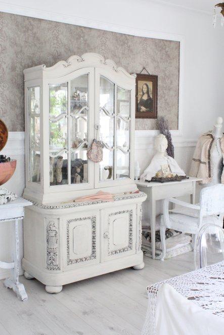 Wohnzimmer Unser Wohn-Esszimmer im viktorianischen Stil - Unser ...