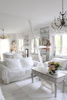 Unser Wohn-Esszimmer im viktorianischen Stil