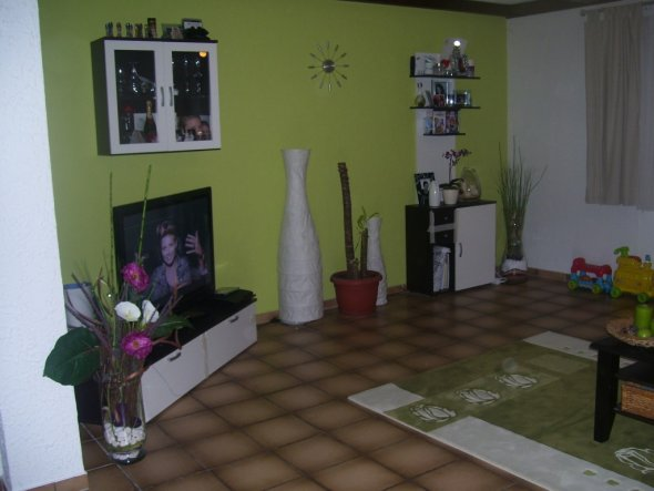 wohnzimmer 39 alte wohnung 39 unser altes domizil zimmerschau. Black Bedroom Furniture Sets. Home Design Ideas