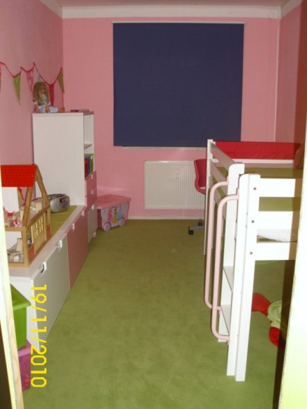 Kinderzimmer 'Annis (T)Raum'