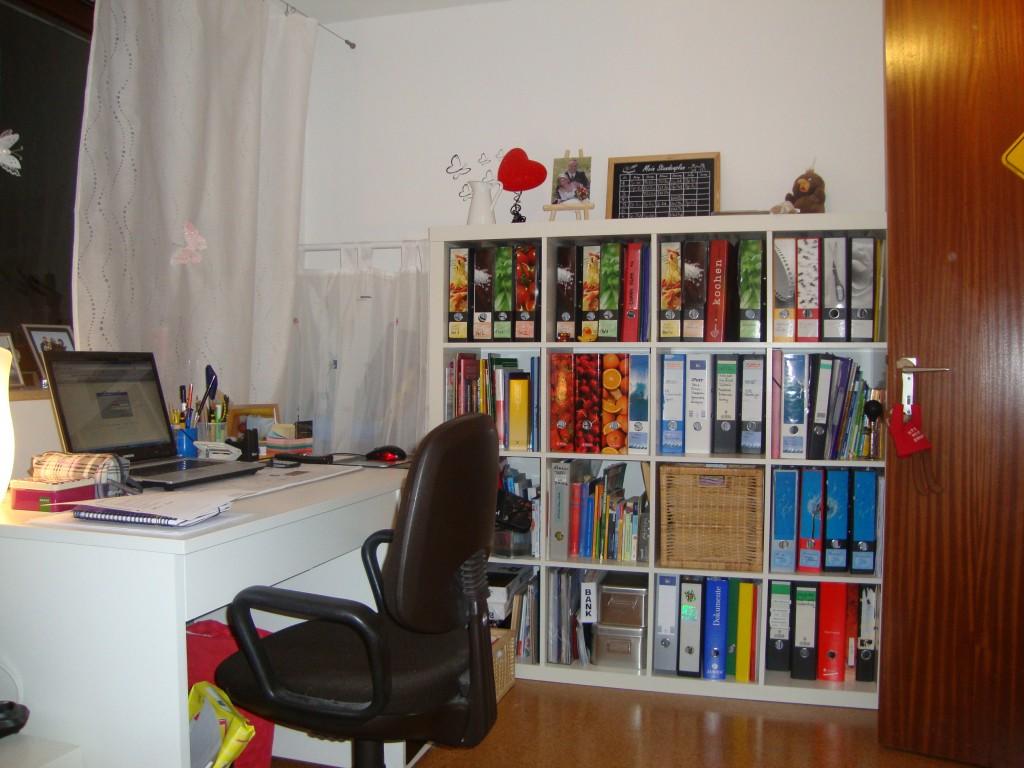 arbeitszimmer b ro unsere zweite gemeinsame wohnung von tinaaa 25208 zimmerschau. Black Bedroom Furniture Sets. Home Design Ideas