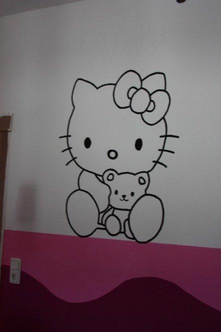 Kinderzimmer 'das Reich meiner Prinzessin'
