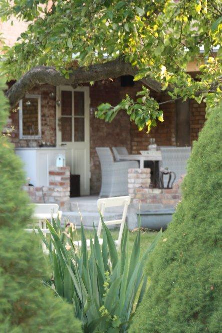 Terrasse / Balkon 'Außenlounge'
