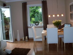 domizil: schenniii: wohnzimmer vorhänge neu - zimmerschau, Moderne deko