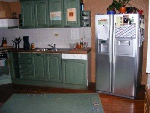 Unsere große Küche