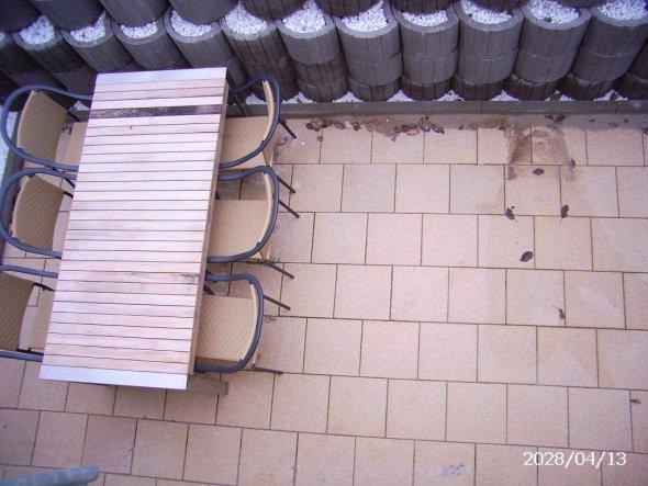Terrasse / Balkon 'Draußen'