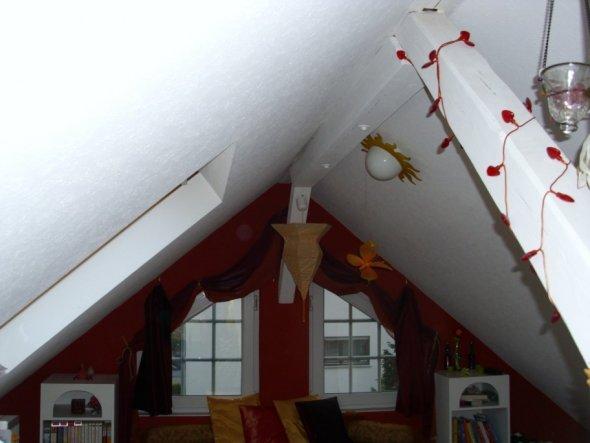 Wohnzimmer 'Orient ( das Zimmer unserer Tochter)'