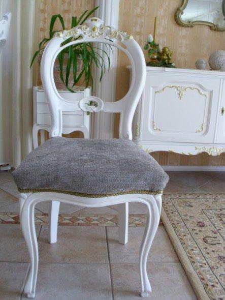 Der ominöse Stuhl :-)