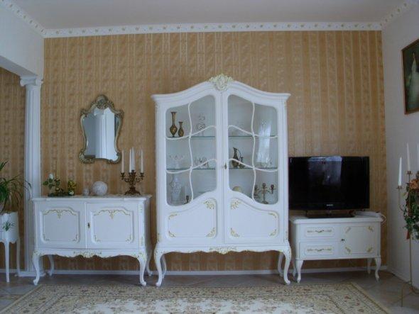 alte möbel kombinieren: wandfarben und ihre wirkungen richtig, Wohnzimmer dekoo
