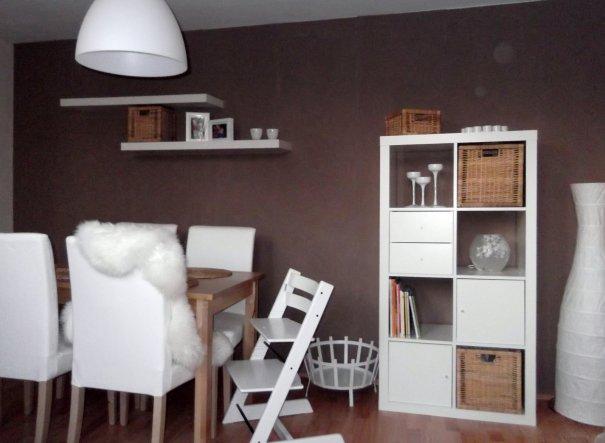 wohnzimmer 'wohn-esszimmer' - wohn-esszimmer - zimmerschau, Esszimmer dekoo