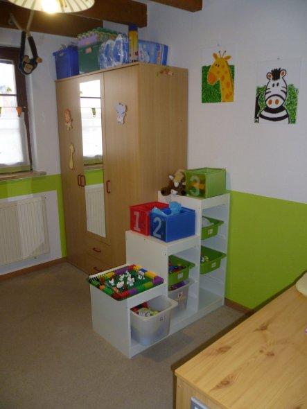 Kinderzimmer 'Kinderzimmer Dschungel'