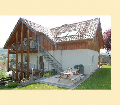Hausfassade / Außenansichten 'Das Haus'