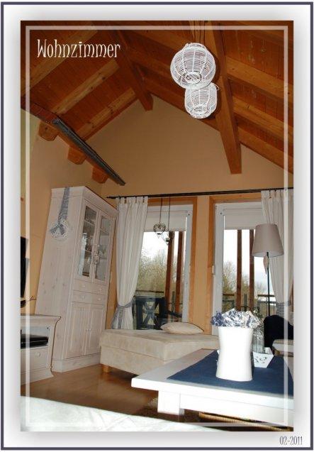 Wohnzimmer 'Wohnzimmer -blau- ' - So wohnen wir ... - Zimmerschau
