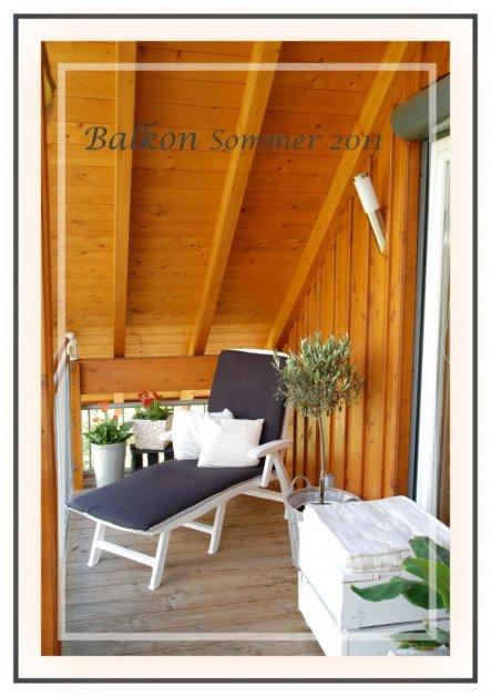 Terrasse / Balkon 'Balkon 2011'