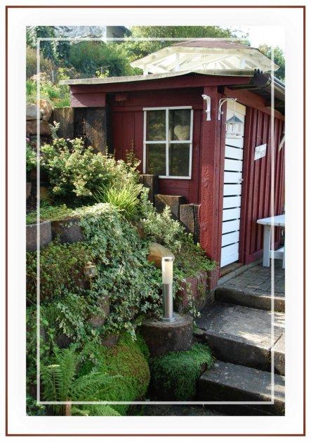 Garten 'GartenHaus / Schuppen'