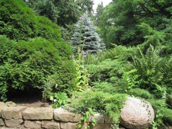 Garten 'Vorsicht Elfen und Feen '