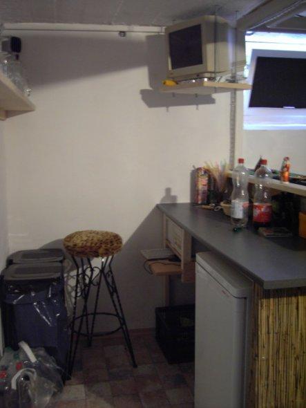 hobbyraum 39 partykeller 39 mein zuhause zimmerschau. Black Bedroom Furniture Sets. Home Design Ideas