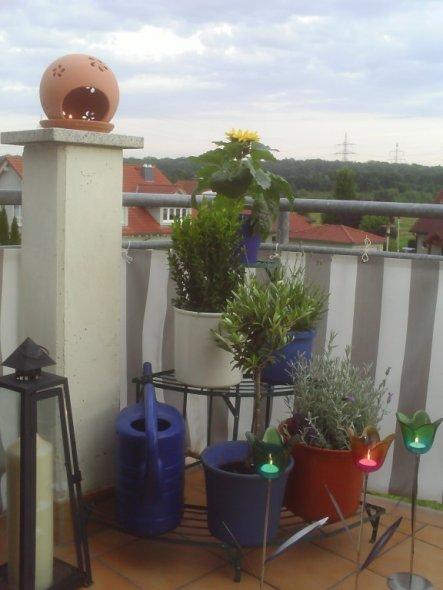terrasse balkon 39 balkon 39 maisonette traumwohnung zimmerschau. Black Bedroom Furniture Sets. Home Design Ideas