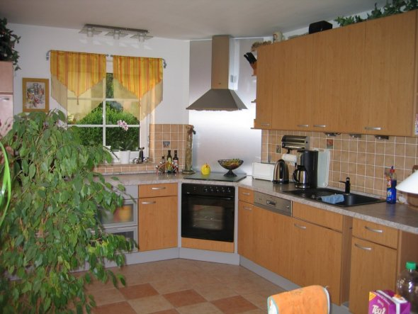 Küche 'offener Küchenbereich'